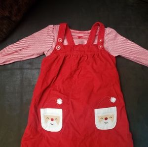 Carter's baby  Christmas outfit